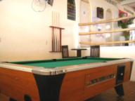 Breakers Beach Bar Pool Table