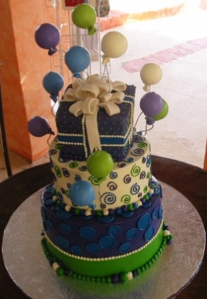 Best Cake Artist In The World : Best of Bucerias - Pie in the Sky Bakery and Cafe
