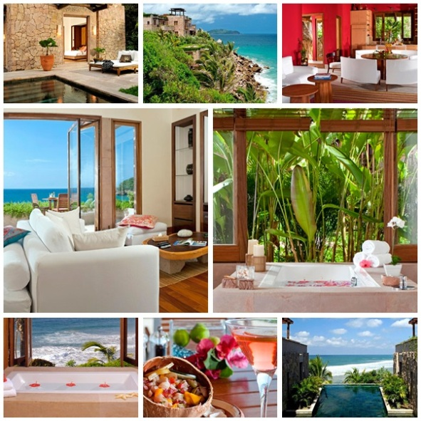 Imanta_Resort_Punta_de_Mita_Mexico_Collage