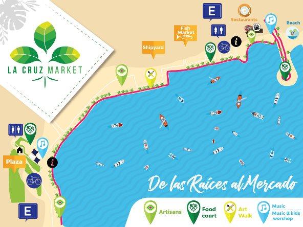 La_Cruz_Market_Map