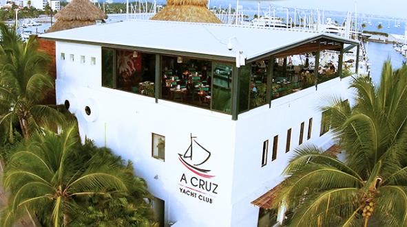 La Peska Marina La Cruz Yacht Club