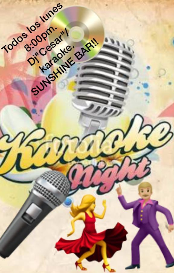 Sunshine_Bar_Karaoke_Bucerias