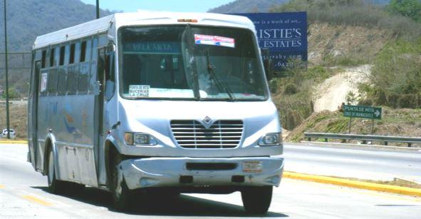 Bucerias-Bus